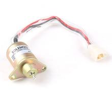 Для Yangma R55-7 1503ES-12A5UC5S двигатель Электромагнитная катушка выключения подачи топлива клапан выключения