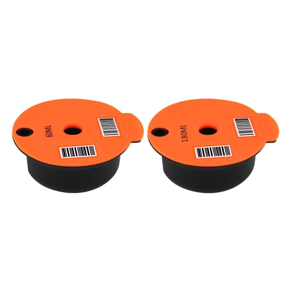 Nachfüllbare Kaffeepads Kapselbecher für Filterpads Bosch-s Tassimoo Tas Maker