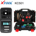 XTOOL KC501 Car Key & chip programmer support read and write MCU/EEPROM chips Works With X100 PAD3/A80for Benz Infrared keys
