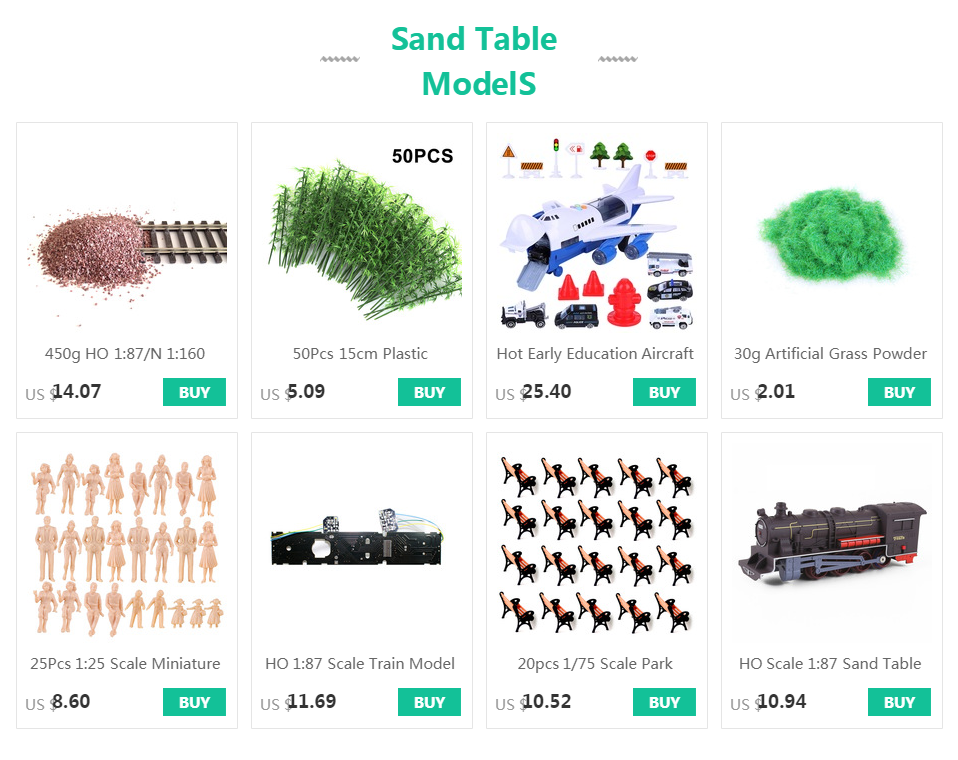 US $9 88 42% OFF|Hot 50Pcs 1:50 Scale Figure Model Sand Table Trains  Architectural Model Action Figures Toys Dolls For Children Kid Random  Type-in