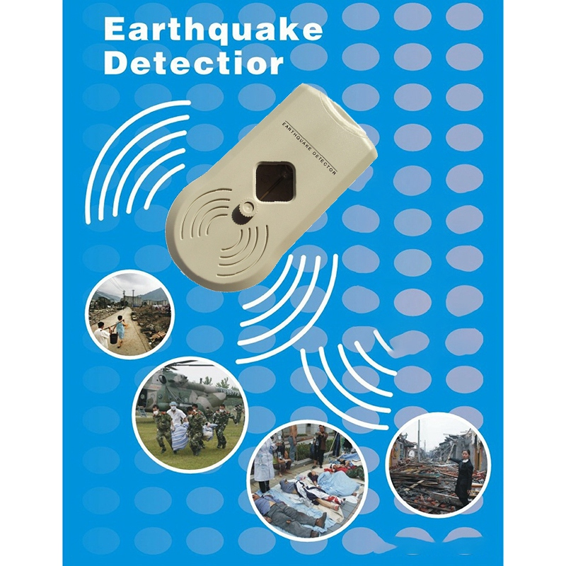 Home Seismic Detector Alarm Small Earthquake Alarm Impulse Prediction Vibration Alarm