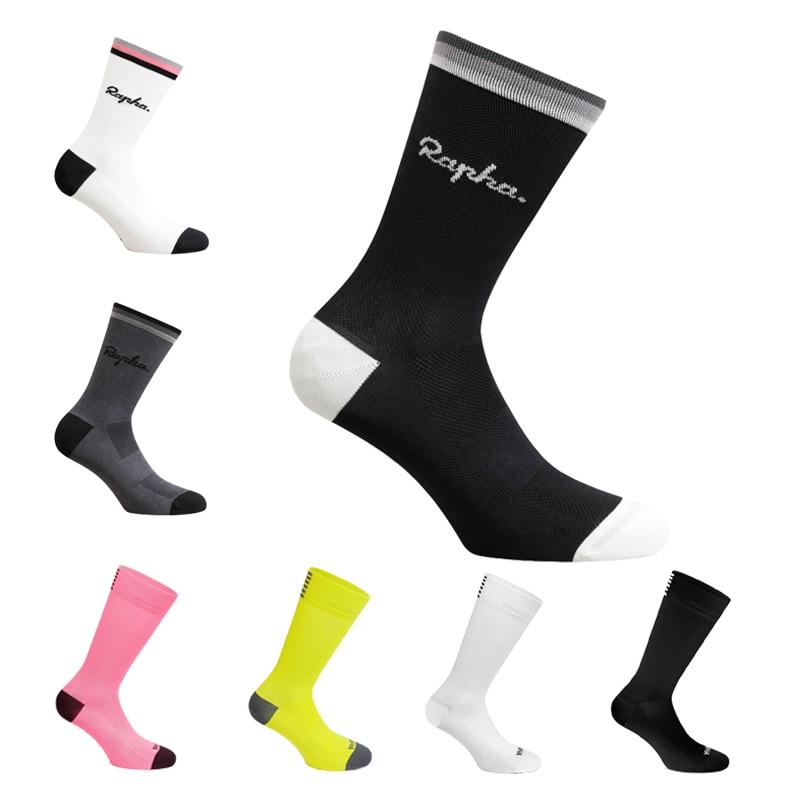 Новинка 2020, спортивные велосипедные носки, уличные Мужские Женские Мужские носки для бега, баскетбола, скалолазания