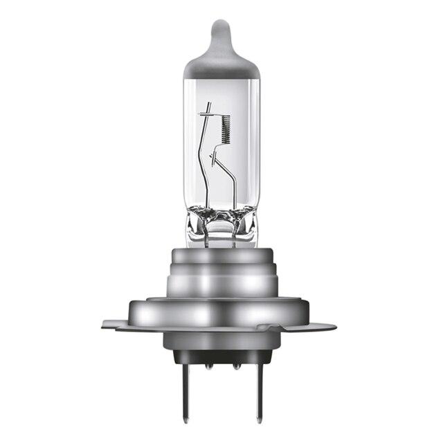OSRAM H7 H1  H3 12V 55W 3200K Car light bulb Halogen lamp Headlight low light Auto Light  for Santana Ford Focus Citroen 1pc 3