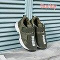 Обувь для детей  для мальчиков и девочек  Повседневное сетки Спортивная дышащая женская обувь на плоской подошве для бега спортивная обувь ...