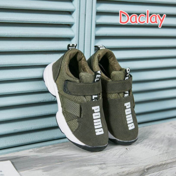 Shoes Kids Boys Girls Casual Mesh Sneakers Breathable Soft Soled Running Sports toddler boy shoes  boys sneakers eight km toddler little big kid boys and girls lightweight breathable dotted suede velcro running sneakers school casual shoes