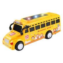 Детские машинки, игрушки для детей, игрушки для детей, Мультяшные игрушки, фрикционный милый школьный автобус, забавные Подарочные игрушки для детей, игрушки для детей# CN25
