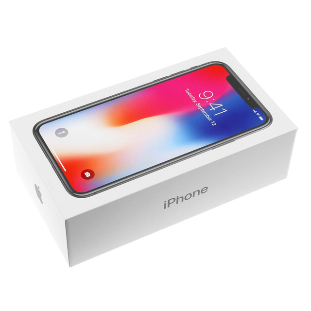 Original Apple iPhone X 3GB RAM 64GB 256GB ROM 5.8″ iOS Hexa core 12.0MP Dual Back Camera Unlocked 4G LTE Mobile Phone Mobile Phones Smart Phones & Tablets Smartphones