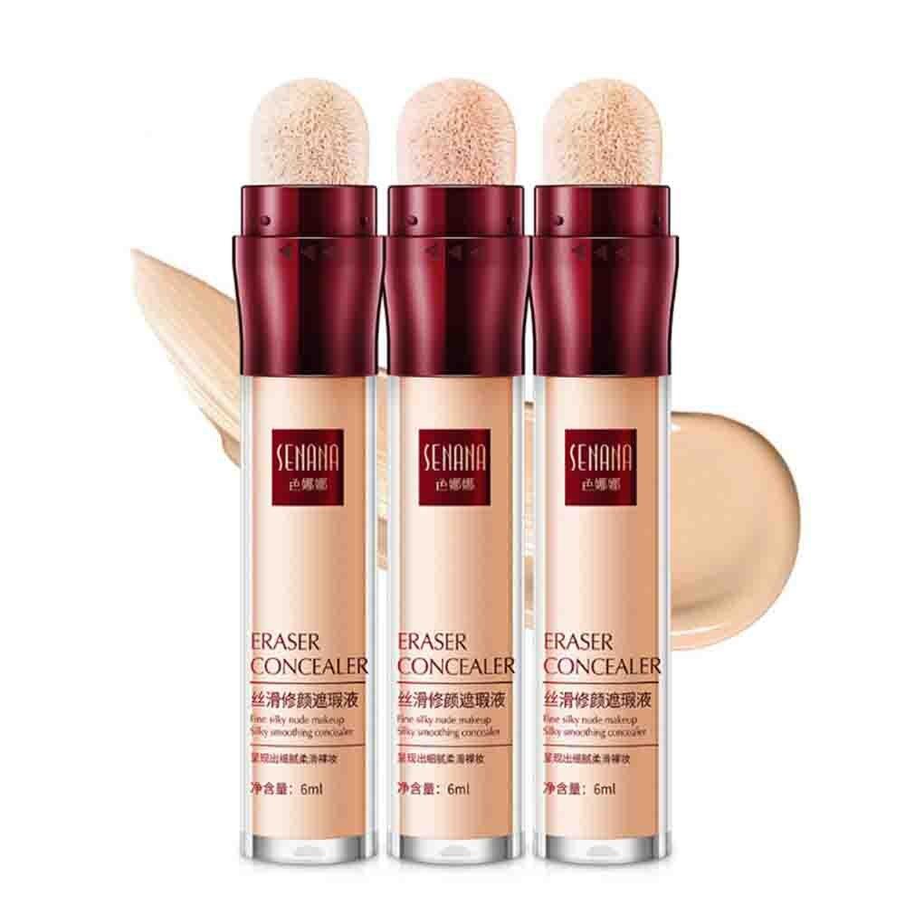 Natural Brightening BB Cream Foundation Base Makeup Concealer Cream Base Liquid full coverage CC+ Cream Cosmetics