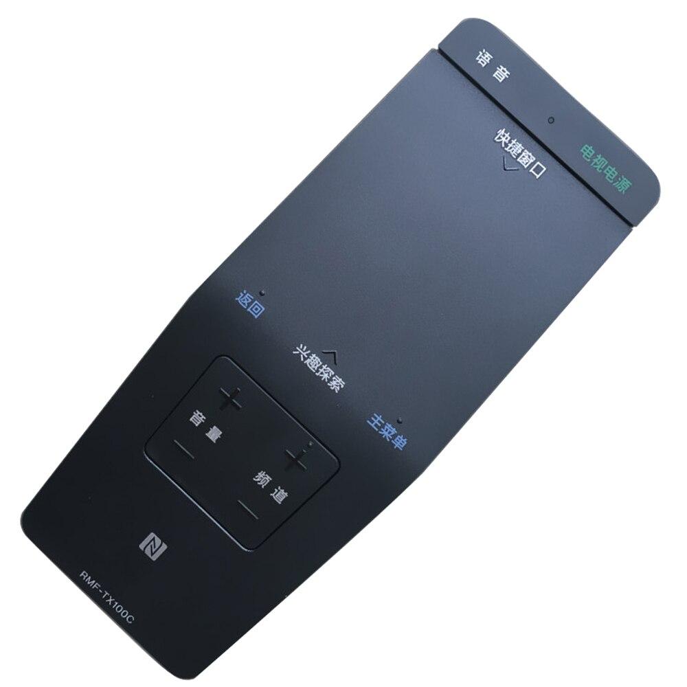 New TV Remote RMF-TX100C Remote Control For RMF-TX100U KDL-50W755C KDL-50W805C RMF-TX100T RMF-TX100J RMF-TX100E KDL-50W808C TV