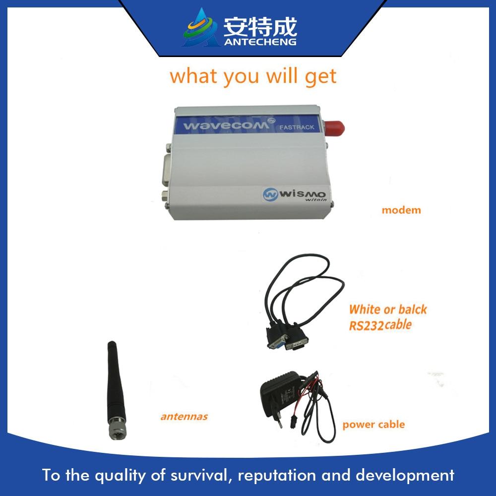 Wavecom Q2303 MODEM GSM GPRS MODEM RS232 SMS MODEM