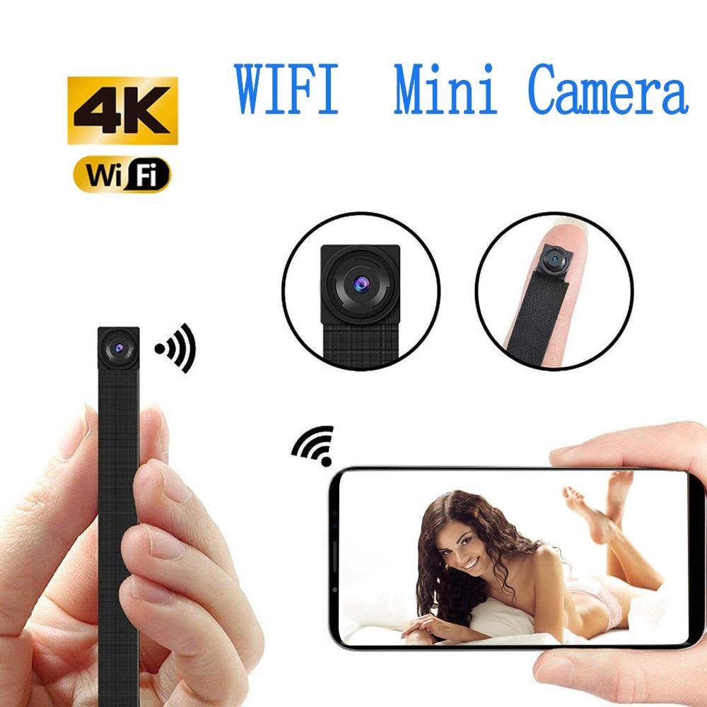 Newest 1080P Full HD H.264 Ultra Mini WIFI Flexible Camera Video Audio Recorder Motion Detection Camcorder IP P2P Hidden Pk Sq13