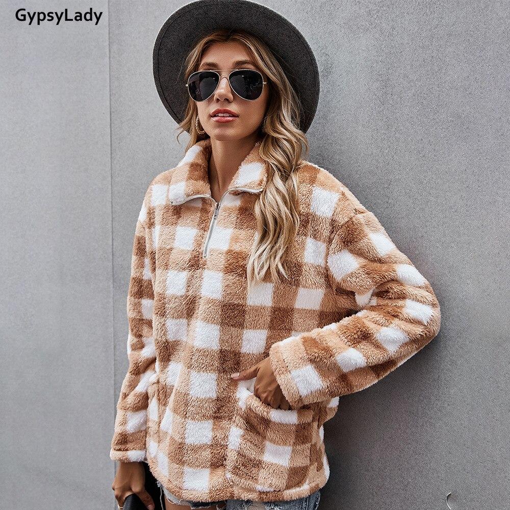 Купить gypsylady винтажная клетчатая блузка с цветными блоками рубашка