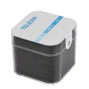 Image 5 - TELESIN 3 Pack ND Lens Protector Kit Set(ND4 8 16 ) Neutral Density Filter for Gopro Hero 5 Hero 6 7 Black Accessoreis