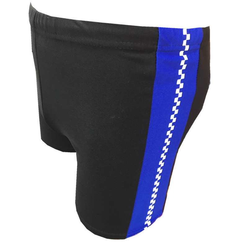 New Style MEN'S Swimming Trunks Men Athletic Bathing Suit-Style Soft Swimming Comfortable Hot Springs Cool Quick-Dry Swimming Tr