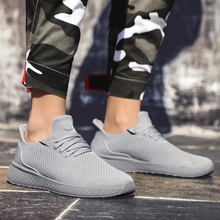 купить Running Shoes Men Sneakers Outdoor Sport Shoes Male Trainers Chaussure Homme Sport Sneakers Athletic Jogging Walking Shoes Man дешево
