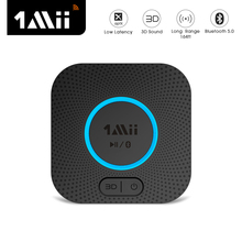 1Mii Bluetooth aux Receiver aptX LL 3D Music 30M Long Range