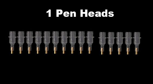 Replacement Embroidery Pen Heads Point Drill Pen Tools Diamond Painting Pen