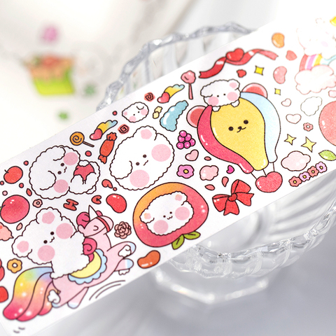 decoracao diy washi papel masking tape adesivos carga separada