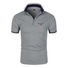 2021 New Polo Shirt Short-Sleeved Summer Handsome And Comfortable Shirt Trendy Brand Fashion Men's Polo Shirt Men's Shirt S-4XL