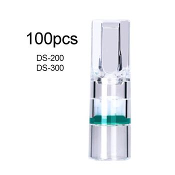 100PCS DS-300/DS-200 Disposable Cigarette Filter Tobacco Smoking Pipe Mouthpiece Holder Accessories