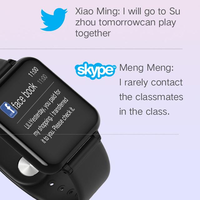 Relojes Inteligentes con Monitor de Ritmo
