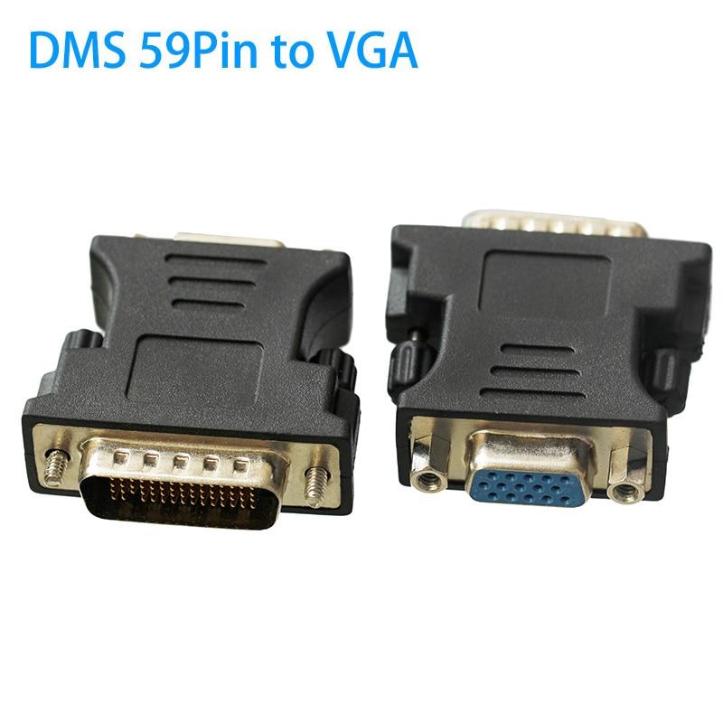 1 шт 59 pin к VGA папа к женскому DMS 59 к VGA адаптер для видеокарты|Компьютерные кабели и разъемы|   | АлиЭкспресс