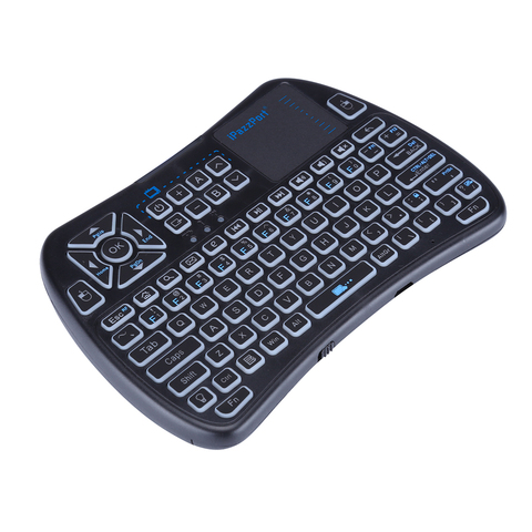 With Backlight Computer Laptops Automatic Wake Universal Wireless Keyboard Tablet Gaming Mobile Phone USB Accessories Mini Pakistan