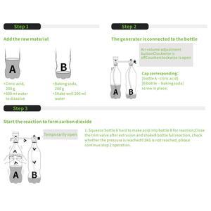 Image 5 - NICREW Kit de système de générateur de CO2 pour réservoir daquarium, régulateur, diffuseur solénoïde pour accessoires daquarium plantés