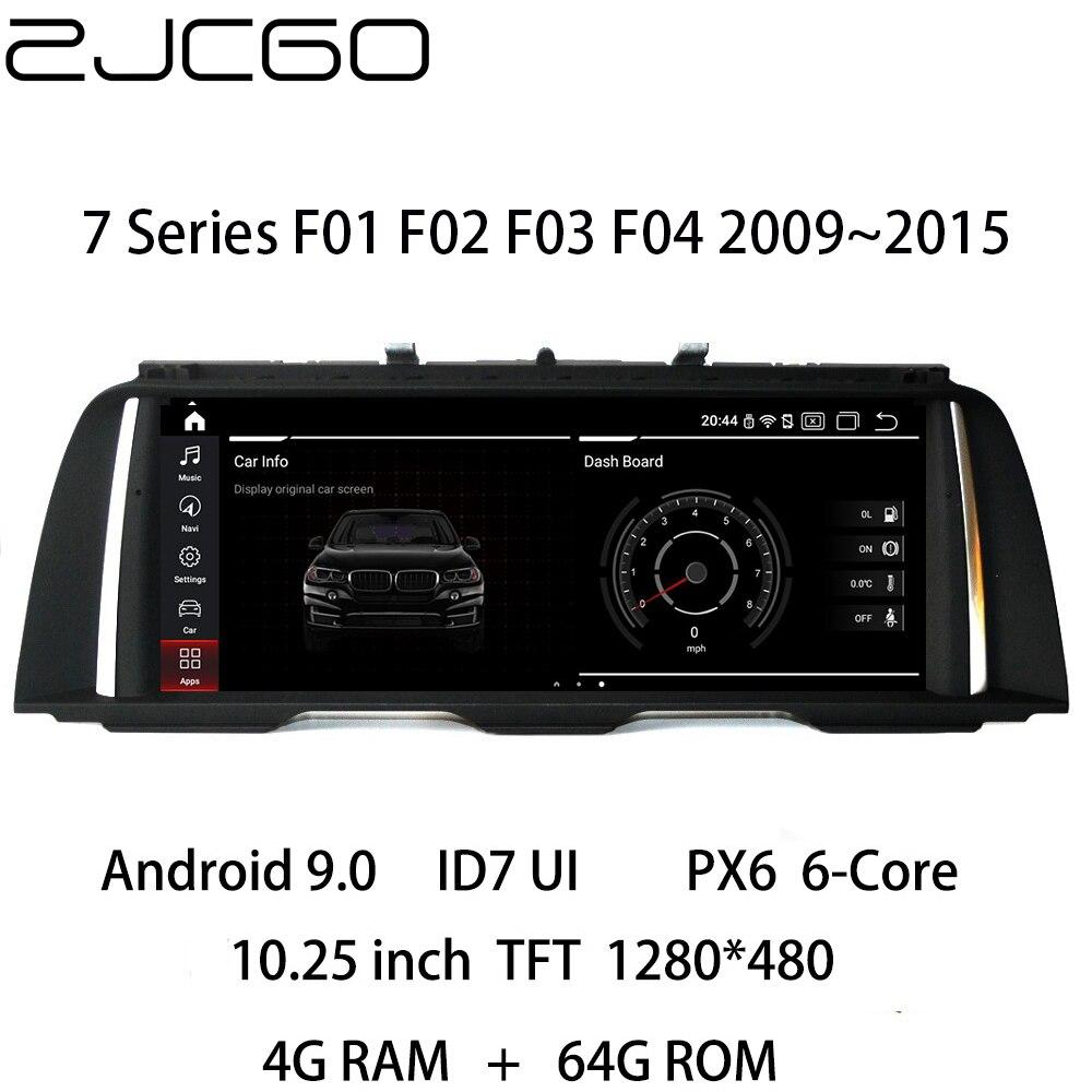 Carro multimídia player estéreo gps dvd rádio navegação navi android ccc cic nbt evo para bmw série 7 m7 f01 f02 f03 f04 2009 ~ 2015