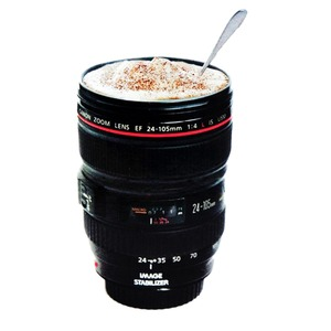 Stainless Lens Camera Lens Cup