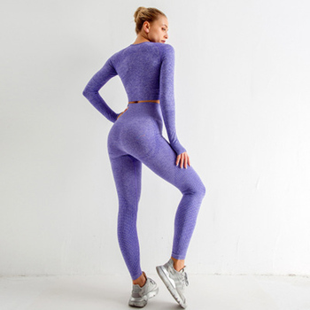 2021 Hot Sales Gym Suit Women Ropa Deportiva Mujer Sports Clothing Set Women Fitness Set Yoga Set Gym Set Women Gym Clothing 2