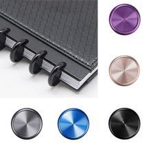 Дискверные диски 1 шт. металлические дискверные диски кольцо 24 мм/28 мм дискверное кольцо для ноутбука 80-100 переплет листов
