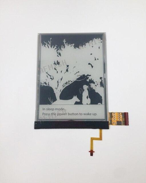 ED060XD4 100% neue eink LCD Display bildschirm für PB615 pocketbook 615 eBook reader mit hintergrundbeleuchtung bildschirm ist matte freies verschiffen