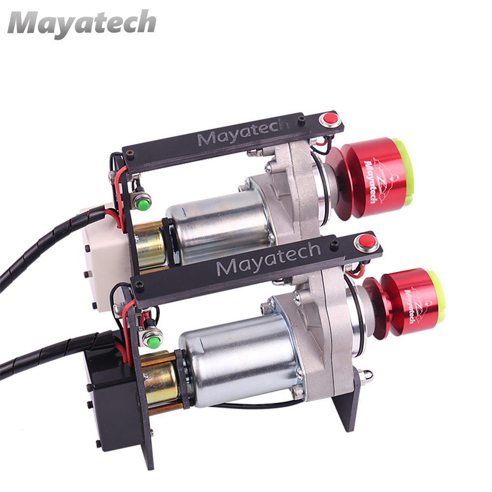 mayatech TOC Electric rc Engine Starter for 15cc - 80cc RC Model Gasoline engine Nitro engine Rc airplane Helicopter image