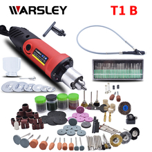 Electric-Drill Recorder Engraver Rotary-Tools Mini Grinder Dremel-Style High-Power 6-Variable-Speed