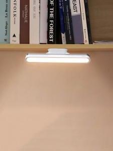 Настольная лампа Baseus, подвесной Магнитный светодиодный светильник, платная бесступенчатая лампа с затемнением, светильник для шкафа, Ночно...