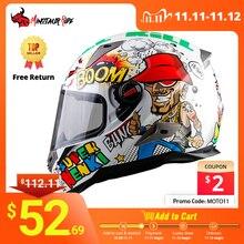 NENKI Motorcycle Helmet Men Full Face Helmet Moto Riding ABS Material Motocross Helmet Motorbike ECE Certification Casco Moto #