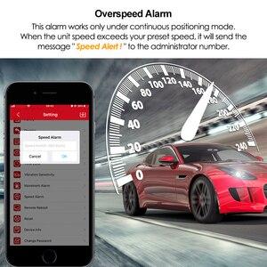 Image 3 - Mini relé GPS para coche, rastreador GPS MV720, 9 90V, control de combustible, vibración, alerta de exceso de velocidad, Geofence, APP gratuita PK CJ720 LK720