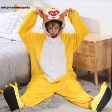 Kigurumi halloween Christmas men women Cosplay Sun Wukong monkey Onesies Party Pajamas Pyjamas costumes carnival costume