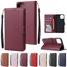 For iPhone 11 Pro Xs Max XR X Flip Wallet Case