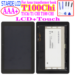 10.1 inch For Asus transformer book T1Chi T100Chi T1 CHI T100 CHI LCD Display Touch Screen Digitizer Assembly Replacement Parts
