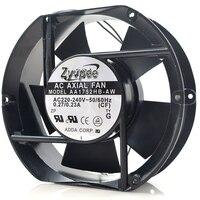 Zyvpee Adda 172*51MM AA1752HB AW AC230V 50/60Hz 0.27A 2 wires 17CM ac axial fan cabinet cooler