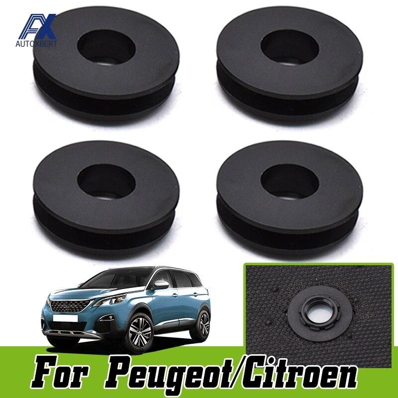 Автомобильный Крепеж половик ковер крепежные зажимы пряжки для peugeot Citroen c5 picasso c elysee DS4 5 6 фиксатор аксессуары|Клипсы и зажимы для авто|   | АлиЭкспресс