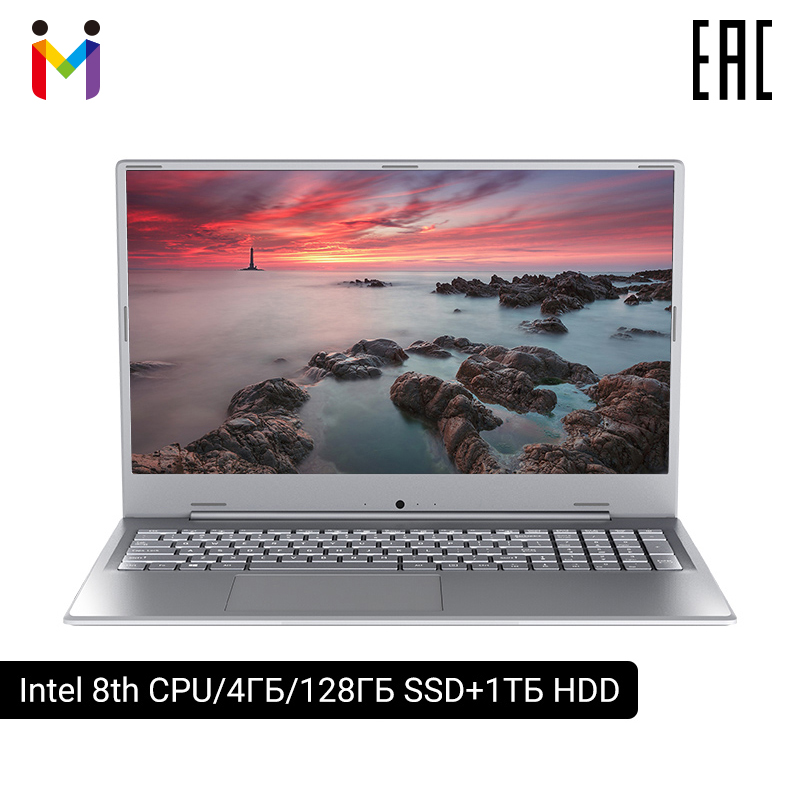 "Laptop MAIBENBEN XiaoMai 6C Plus 17,3"" FHD/Intel 4205U/4ГБ/128ГБ SSD+1ТБ HDD/DOS"