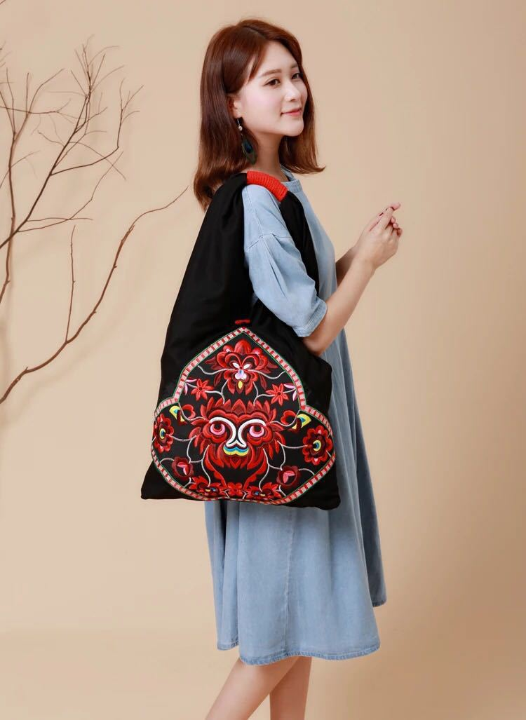bohemian bag bags women shoulder bag women's handbags (6)