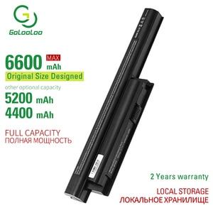 Golooloo 6600MAh Laptop Battery for Sony Vaio VGP-BPS26 BPS26A BPS26 VGP-BPL26 SVE14A SVE15 SVE17 VPC-CA VPC-CB VPC-EG VPC-EH