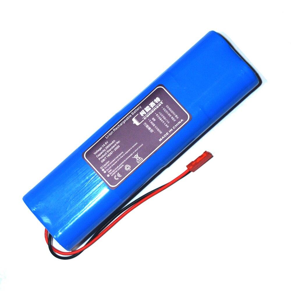 Сменный аккумулятор для робота-пылесоса ilife V50 V55 V8s V3s Pro V5s Pro V8s X750, 14,4 В, 2800 мАч