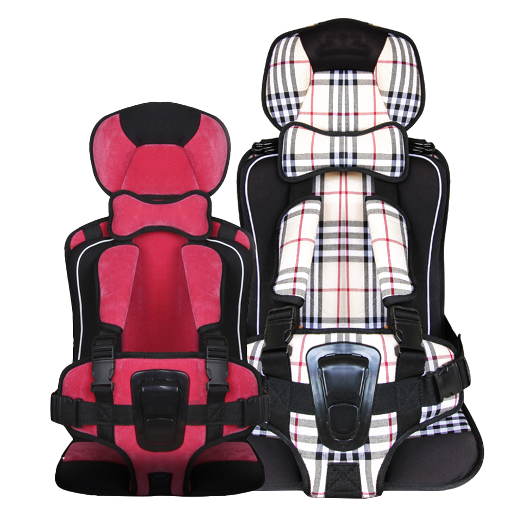 6 Month-12Years Old Children Safety Mat Portable Baby Chair Seats Cover For Stroller Seat Protection Travel Cushion Accessories