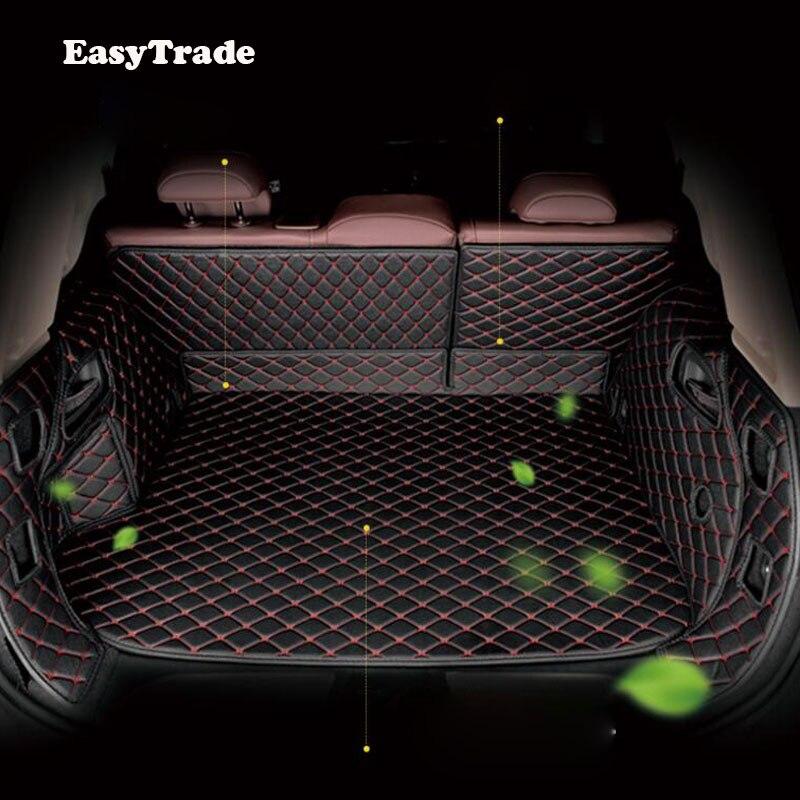 Voiture style coffre tapis Liner tapis garde protecteur pour Toyota RAV4 2017 2018 2019 accessoires voiture intérieur accessoires