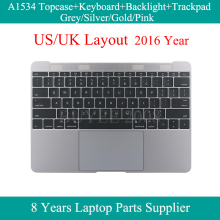 Original Laptop A1534 Top Cases For Macbook Air 12\